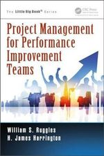 Project Management, Review, and Assessment - H. James Harrington