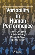 Variability in Human Performance - Thomas Jay Smith