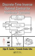 Discrete-Time Inverse Optimal Control for Nonlinear Systems - Edgar N. Sanchez