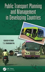 Public Transport Planning and Management in Developing Countries - Amish Verma