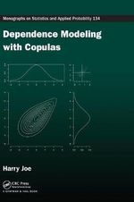 Dependence Modelling with Copulas - Harry Joe