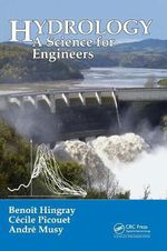 Hydrology : A Science for Engineers