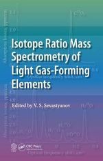 Isotope Ratio Mass Spectrometry - Vyacheslav Sevastyanov