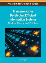 Frameworks for Developing Efficient Information Systems : Models, Theory, and Practice