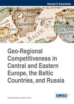 Geo-Regional Competitiveness in Central and Eastern Europe, the Baltic Countries, and Russia