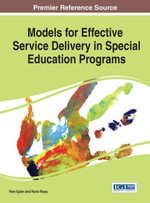 Models for Effective Service Delivery in Special Education Programs - Pam Epler