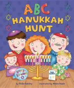 ABC Hanukkah Hunt - Tilda Balsley