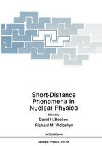 Short-Distance Phenomena in Nuclear Physics