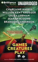 Games Creatures Play - Charlaine Harris