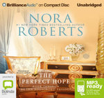 The Perfect Hope (MP3) : Inn BoonsBoro : Book 3 - Nora Roberts