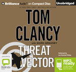 Threat Vector (MP3) - Tom Clancy