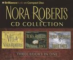 Nora Roberts Collection : The Villa, Midnight Bayou, Three Fates - Nora Roberts