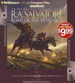 Road of the Patriarch : The Sellswords, Book III - R A Salvatore