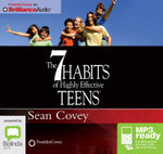 The 7 Habits Of Highly Effective Teens (Mp3) - Sean Covey