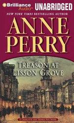Treason at Lisson Grove - Anne Perry
