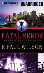Fatal Error - F Paul Wilson