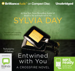 Entwined With You (MP3) - Sylvia Day
