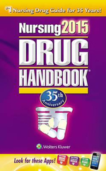 Nursing Drug Handbook 2015 - Lippincott