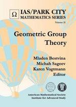 Geometric Group Theory : IAS/Park City Mathematics Series