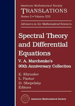 Spectral Theory and Differential Equations : V.A. Marchenko's 90th Anniversary Collection