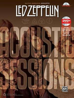 Guitar Sessions -- Led Zeppelin Acoustic : Book & DVD - Led Zeppelin
