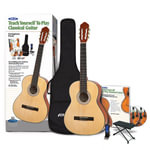 Alfred's Teach Yourself to Play Classical Guitar, Complete Starter Pack : Everything You Need to Know to Start Playing Classical Guitar!, Starter Pack - Nathaniel Gunod