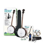 Alfred's Teach Yourself to Play Banjo, Complete Starter Pack : Everything You Need to Know to Start Playing the 5-String Banjo, Starter Pack - Morty Manus