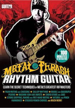 Guitar World -- Metal and Thrash Rhythm Guitar : Learn the Secret Techniques of Metal's Greatest Riffmasters, DVD - Dave Reffett