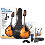 Alfred's Teach Yourself to Play Mandolin Complete Starter Pack : Everything You Need to Know to Start Playing Now!, Starter Pack - Dan Fox