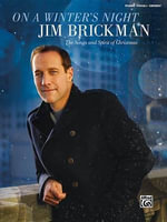 Jim Brickman -- On a Winter's Night : The Songs and Spirit of Christmas (Piano/Vocal/Chords) - Jim Brickman