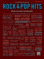The Guitar Collection -- Rock and Pop Hits : 50 Current Rock and Pop Hits - Alfred Publishing