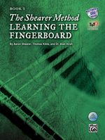 The Shearer Method -- Learning the Fingerboard, Bk 3 : Book & DVD - Aaron Shearer