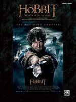 The Hobbit -- The Battle of the Five Armies : Sheet Music Selections from the Original Motion Picture Soundtrack - Howard Shore