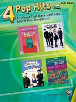4 Pop Hits Issue 1 : All about That Bass * Cool Kids * Ain't It Fun * Dangerous - Dan Coates