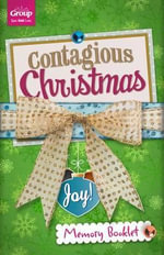 Contagious Christmas Memory Booklet - Group Publishing