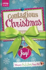 Contagious Christmas : Women's Holiday Event Kit - Group Publishing
