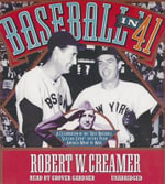 Baseball in '41 : A Celebration of the