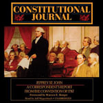 Constitutional Journal : A Correspondent's Report from the Convention of 1787 - Professor Jeffrey St John