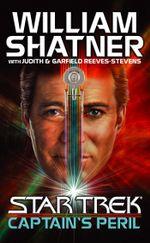 Captain's Peril : Star Trek The Original Series - William Shatner