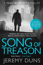 Song of Treason - Jeremy Duns