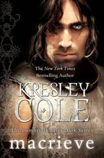 Macrieve : The Darkest AngelShadow Hunter - Kresley Cole