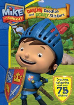 Mike the Knight : Daring Doodles and Scary Stickers Book - Simon & Schuster UK