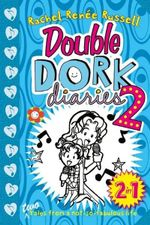 Double Dork Diaries #2 : Tales from a Not-So-Smart Miss Know-It-All - Rachel Renee Russell