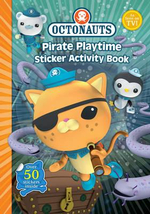 Octonauts Pirate Playtime Sticker Activity Book - Octonauts