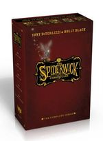 The Spiderwick Chronicles : The Complete Series - 5 x Hardcover Books in 1 x Slipcased Box Set : The Field Guide; The Seeing Stone; Lucinda's Secret; The Ironwood Tree; The Wrath of Mulgarath - Holly Black