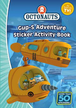 Octonauts : The Gup-s Adventure Sticker Activity - Simon and Schuster UK