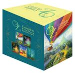 Oz, The Complete Paperback Collection Boxset - L Frank Baum