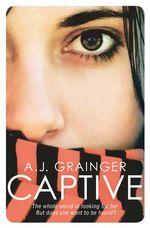 Captive - A.J. Grainger