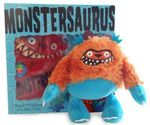 Monstersaurus Book and Toy - Claire Freedman