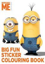 Despicable Me : Big Fun Book to Colour - Universal Studios